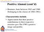 positive alumni cont d