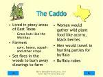the caddo