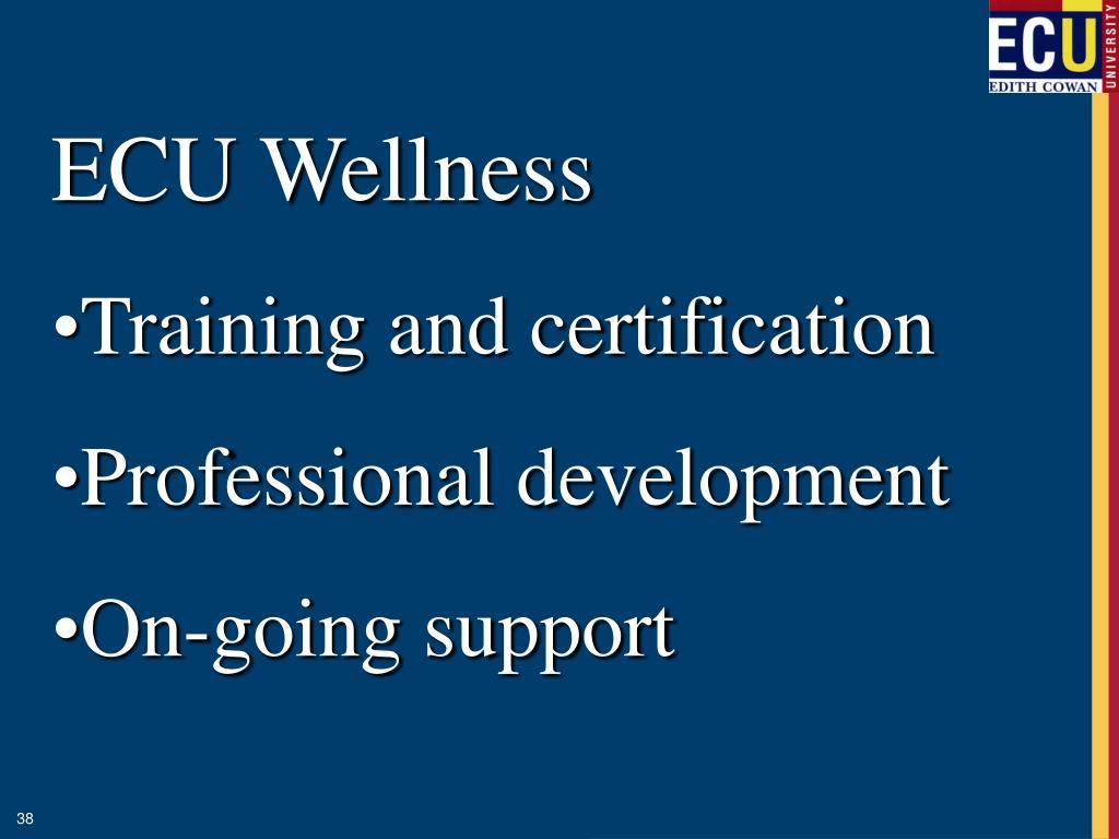 ECU Wellness