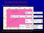 geothermobarometry25