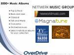 5000 music albums