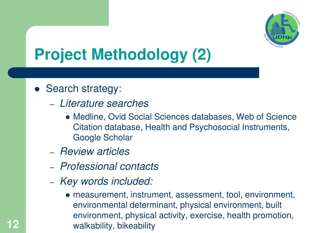 Project Methodology (2)