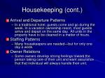 housekeeping cont13
