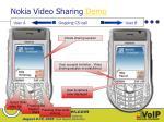 nokia video sharing demo