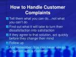 how to handle customer complaints6