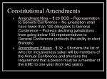 constitutional amendments17