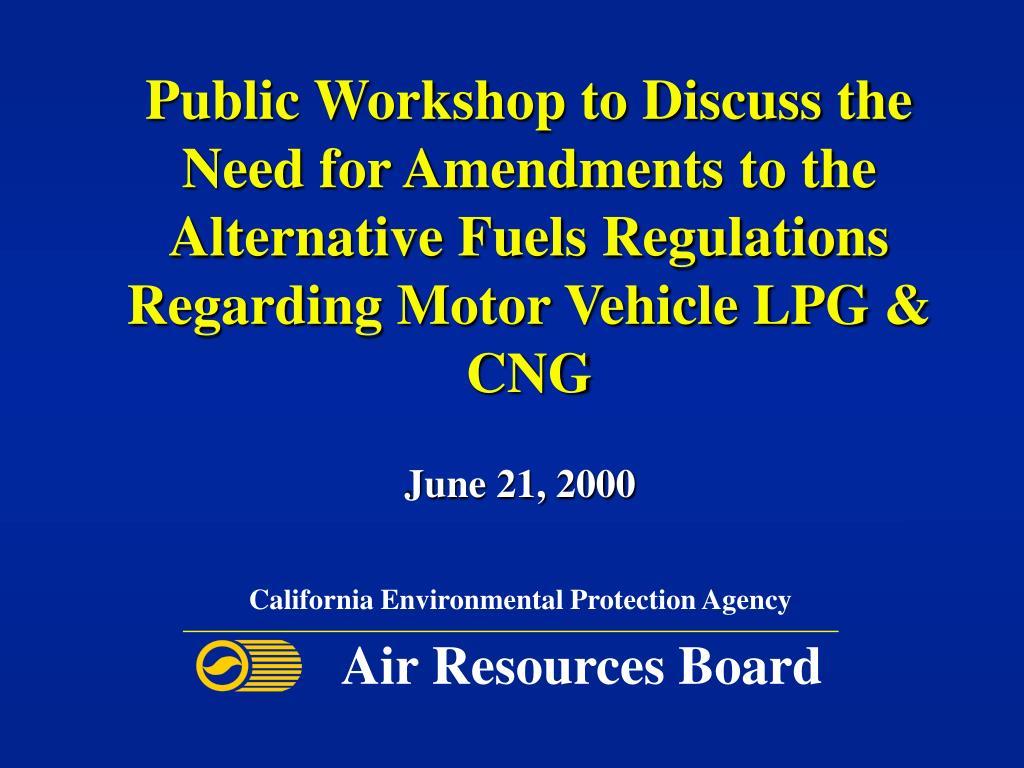 California Environmental Protection Agency