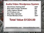 audio video wordpress system53