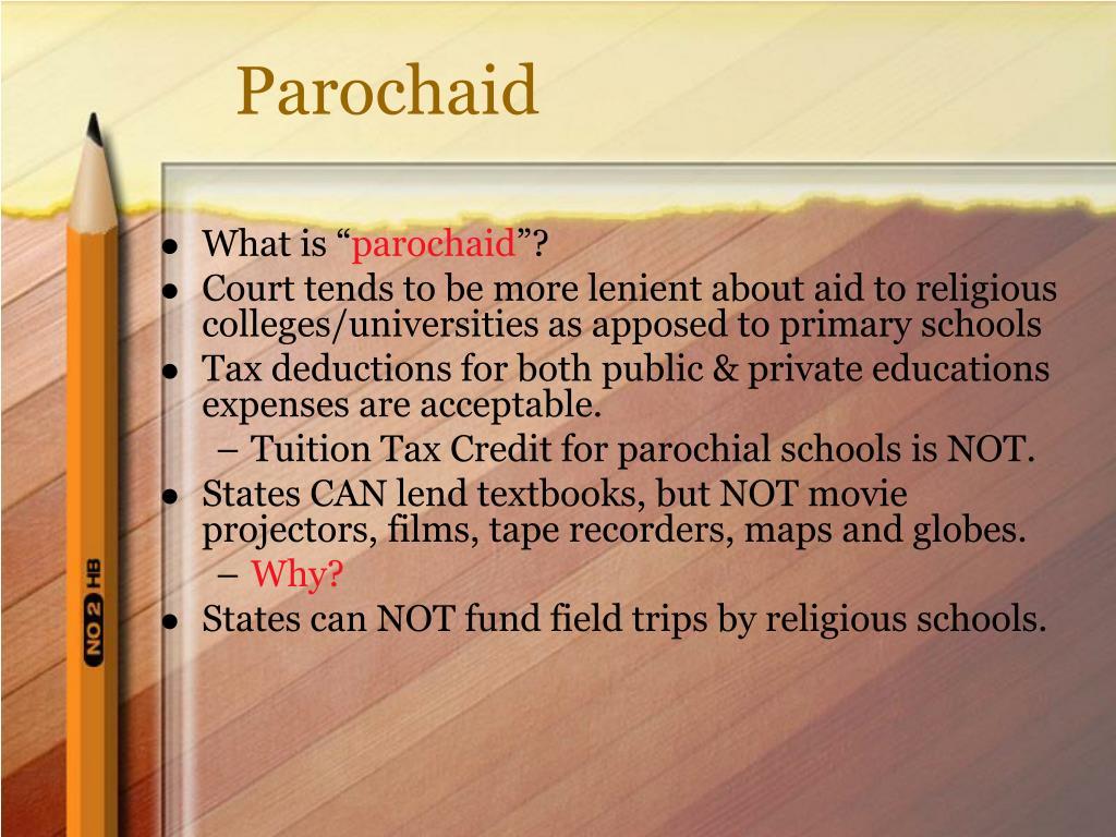 Parochaid