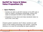 surfup for voice video value proposition 3