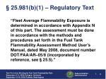 25 981 b 1 regulatory text