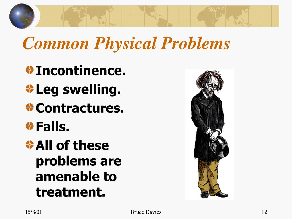 Common Physical Problems