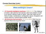 course overview cont47