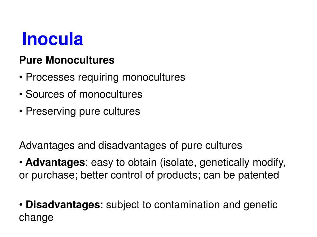 Inocula