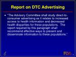 report on dtc advertising5