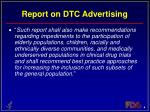 report on dtc advertising6