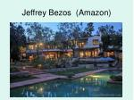 jeffrey bezos amazon