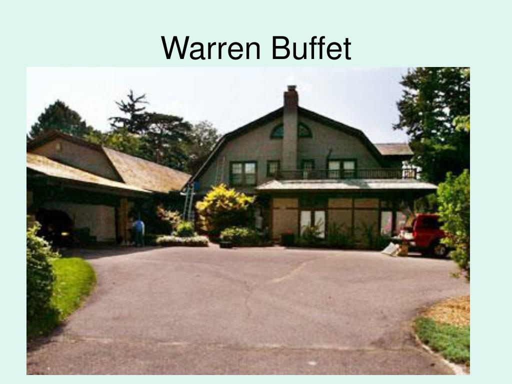 warren buffet l.