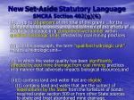 new set aside statutory language smcra section 402 g 6
