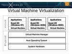 virtual machine virtualization10