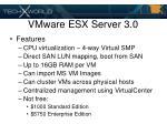 vmware esx server 3 034