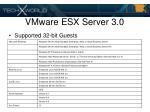 vmware esx server 3 036
