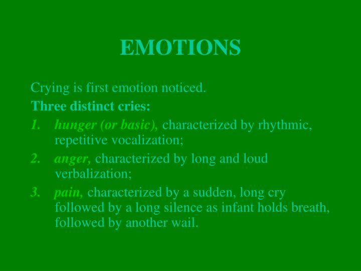 Emotions3