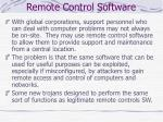 remote control software