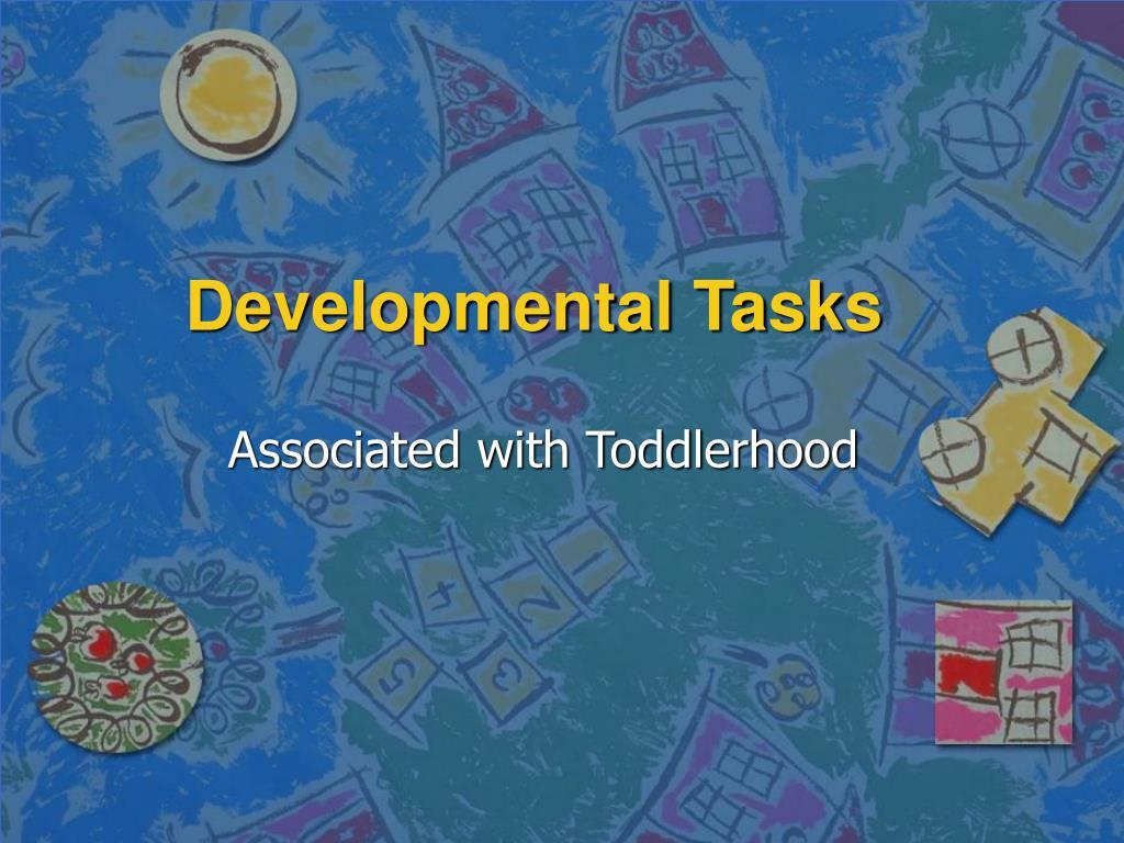 developmental tasks l.