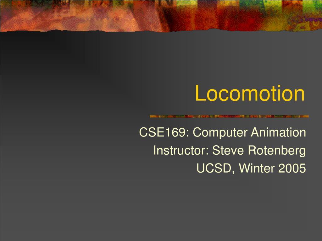 locomotion l.