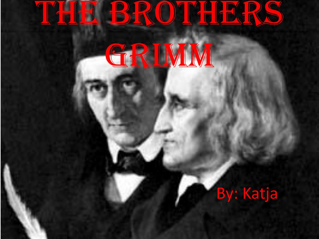 the brothers grimm l.