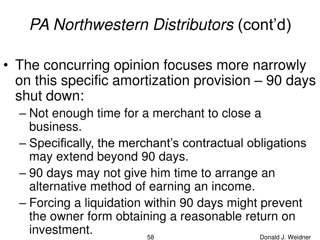 PA Northwestern Distributors