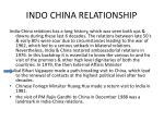 indo china relationship5