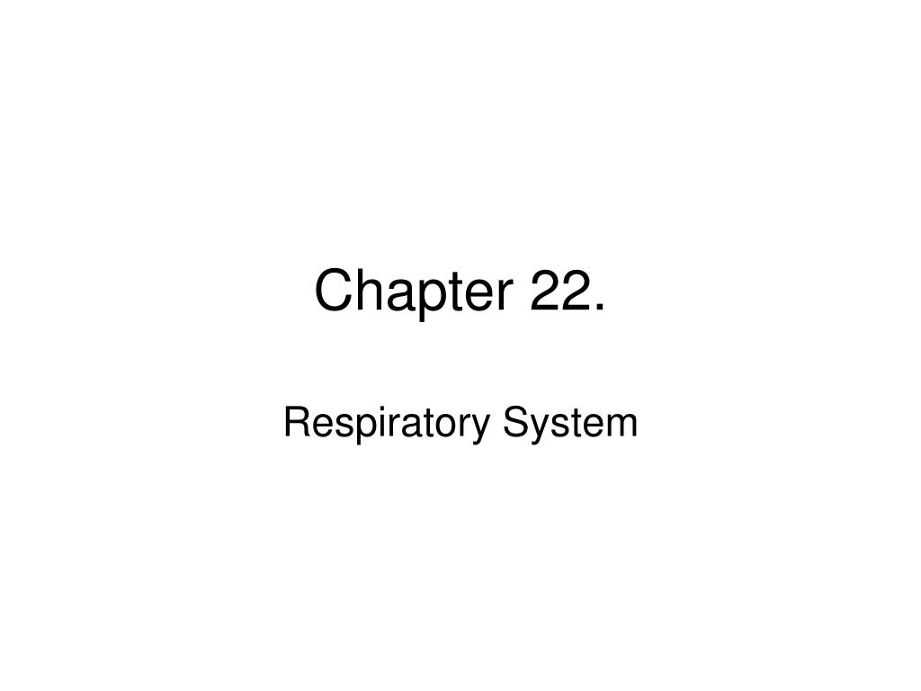 Chapter 22.