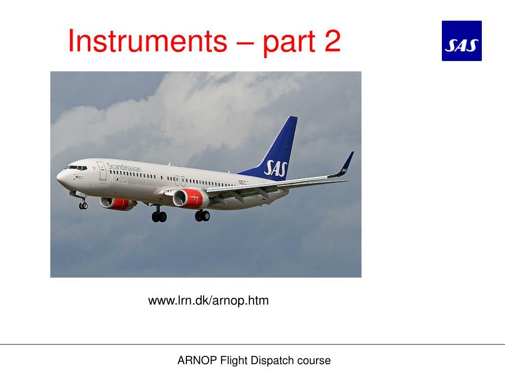 instruments part 2 l.