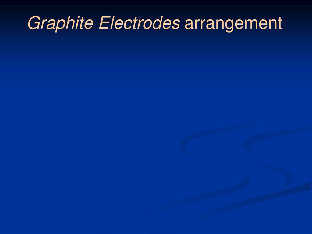 Graphite Electrodes