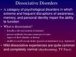 dissociative disorders2