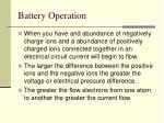battery operation27