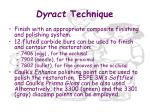 dyract technique12