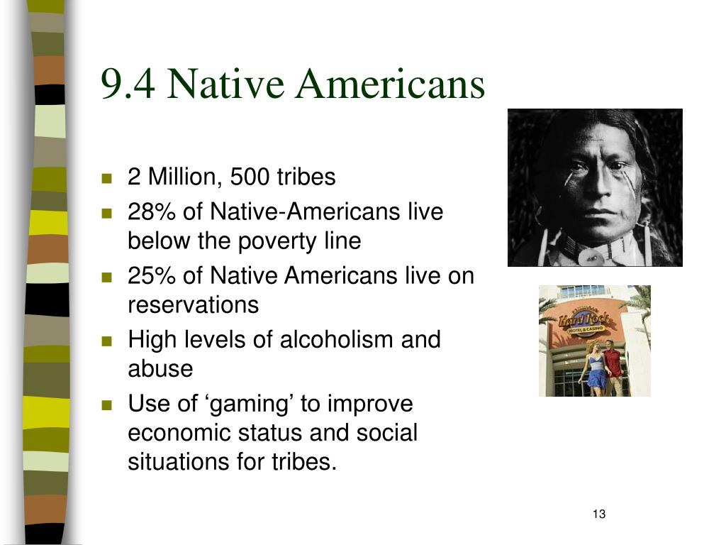 9.4 Native Americans