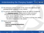 understanding the charging system