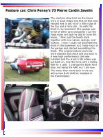 feature car chris penny s 73 pierre cardin javelin12