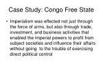 case study congo free state20