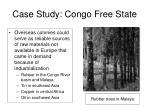 case study congo free state21