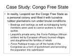 case study congo free state23