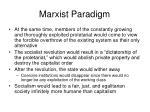 marxist paradigm14