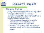 legislative request7