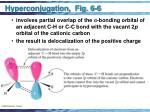 hyperconjugation fig 6 6