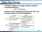 gibbs free energy7