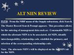 alt niin review57